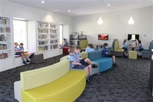 Contemporary learning environment.